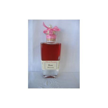 Wildrosenblüten - Sirup