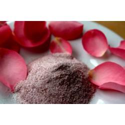 Wildrosenblüten- Zucker